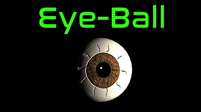 Eye-Ball (Tobii EyeX compatible)