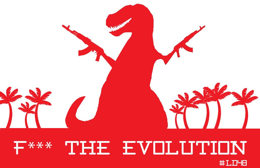 F*ck the evolution