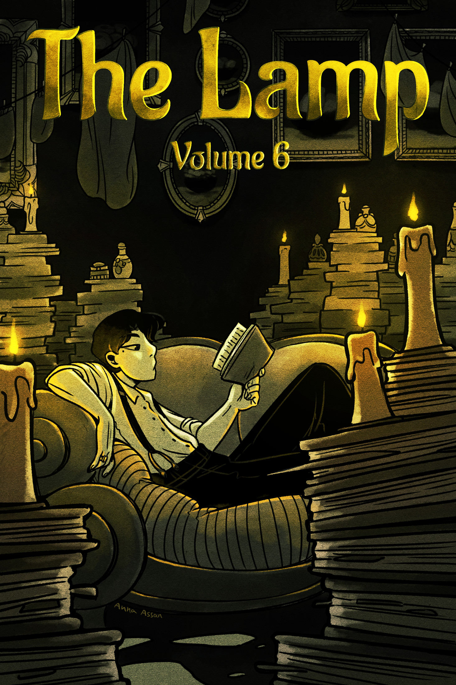 The Lamp Journal Volume 6 by thelamp