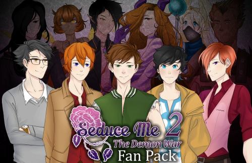 Seduce Me 2 Fan Pack