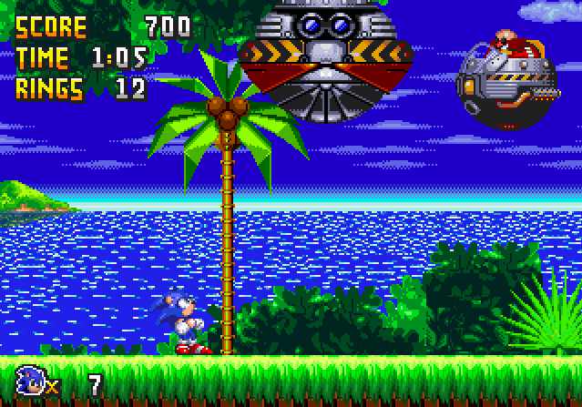 Sonic 3d In 2d By Sotaknuck