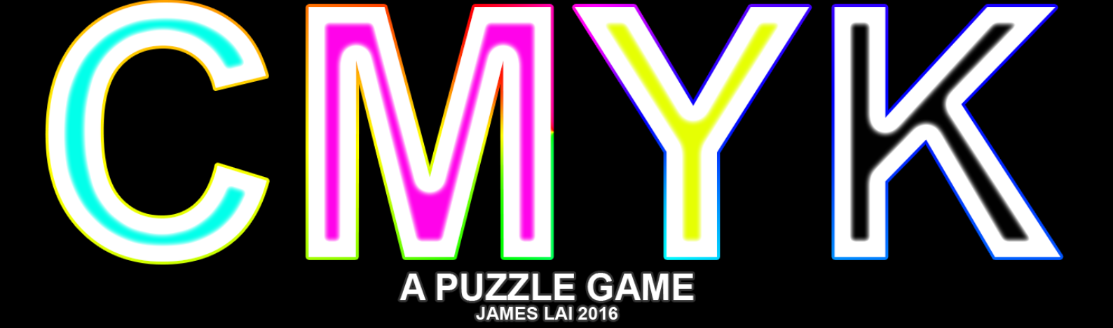CMYK: A Puzzle Game