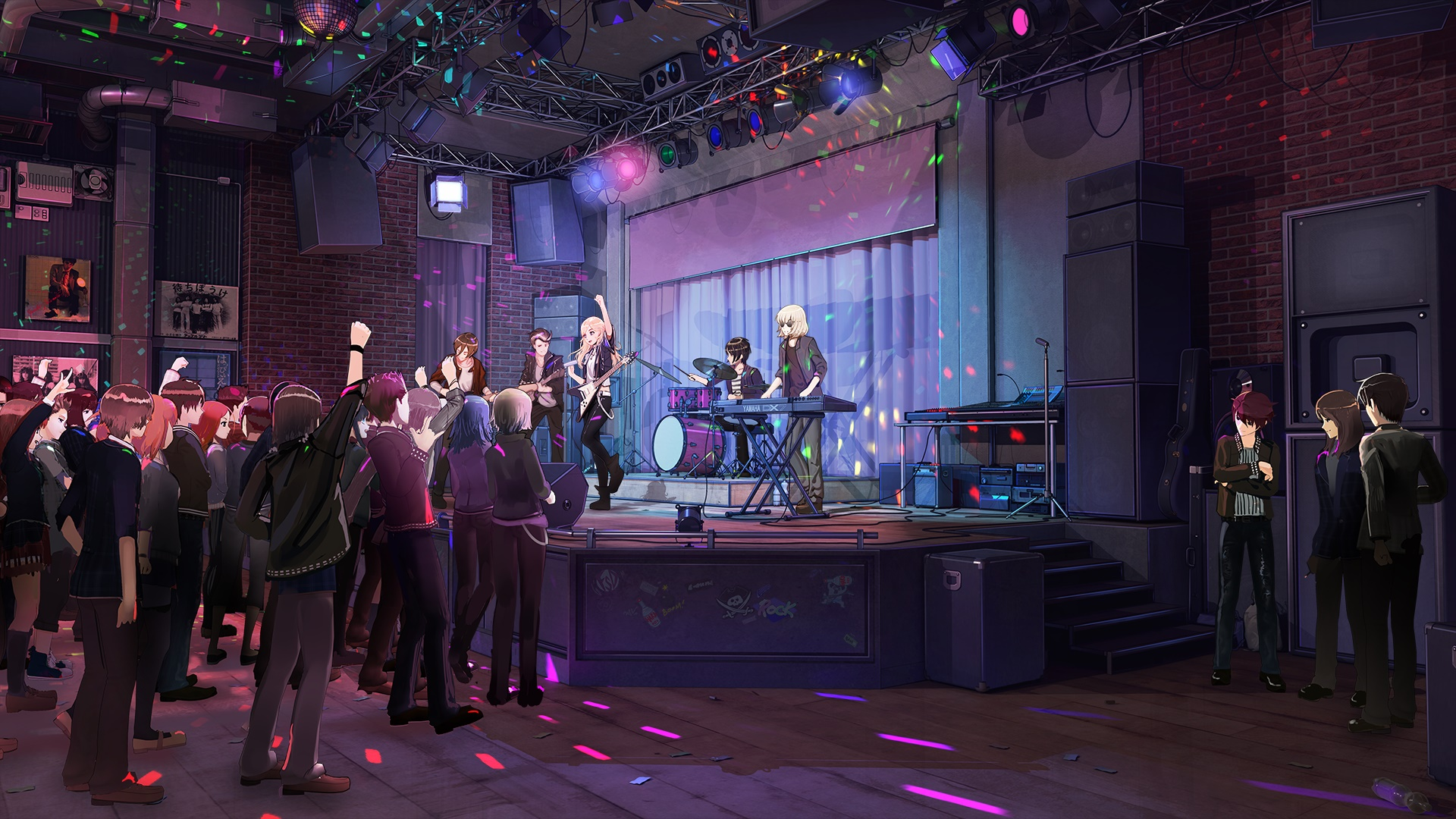 Rock And Roll Games >> Love, Money, Rock'n'Roll by SovietGames