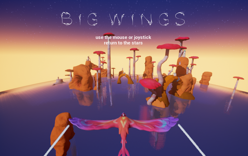 Big Wings