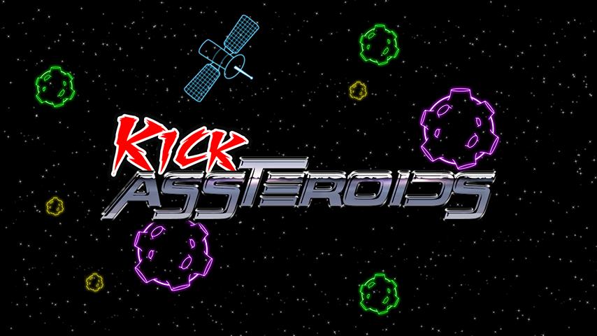 Kick Assteroids