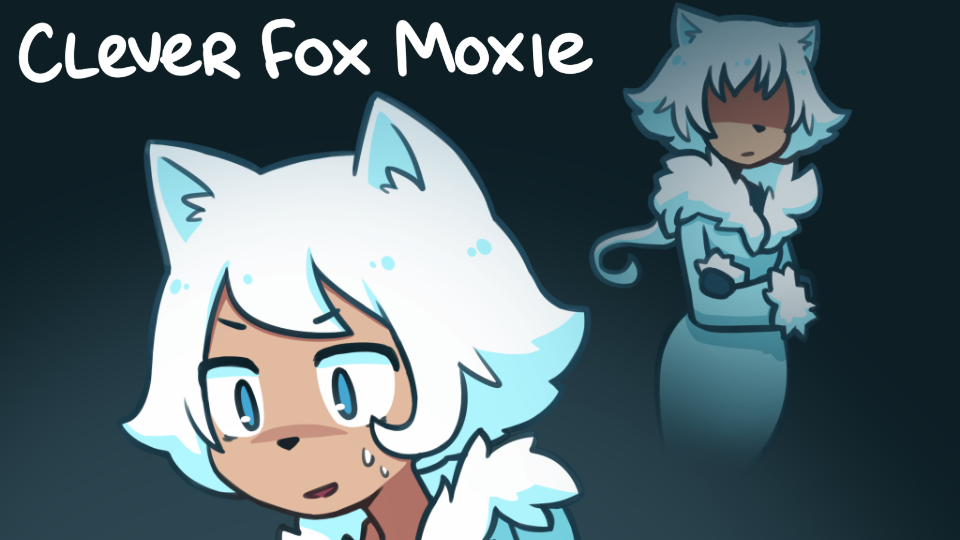 Clever Fox Moxie