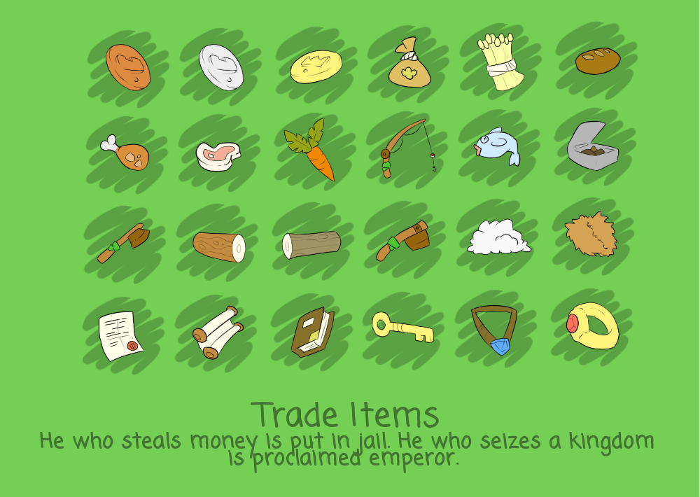 Joszs' Medieval Item Pack