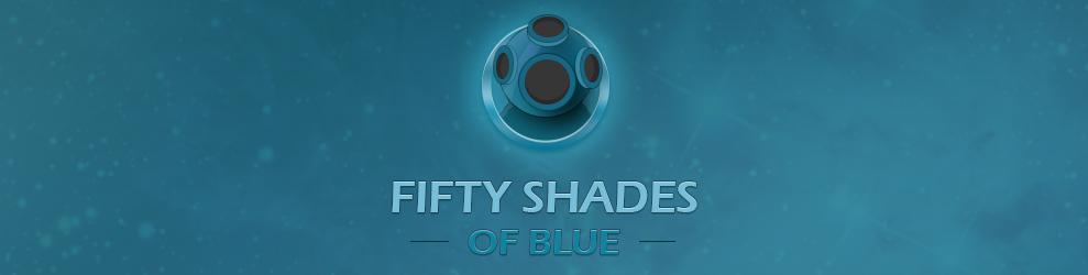 50 Shades of Blue {GameJam}