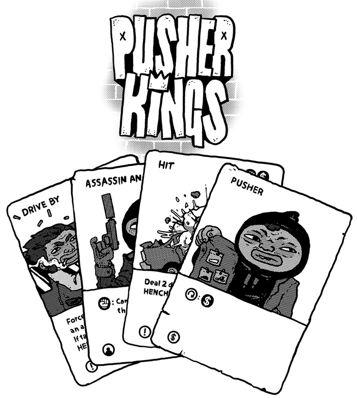 PUSHER KINGS
