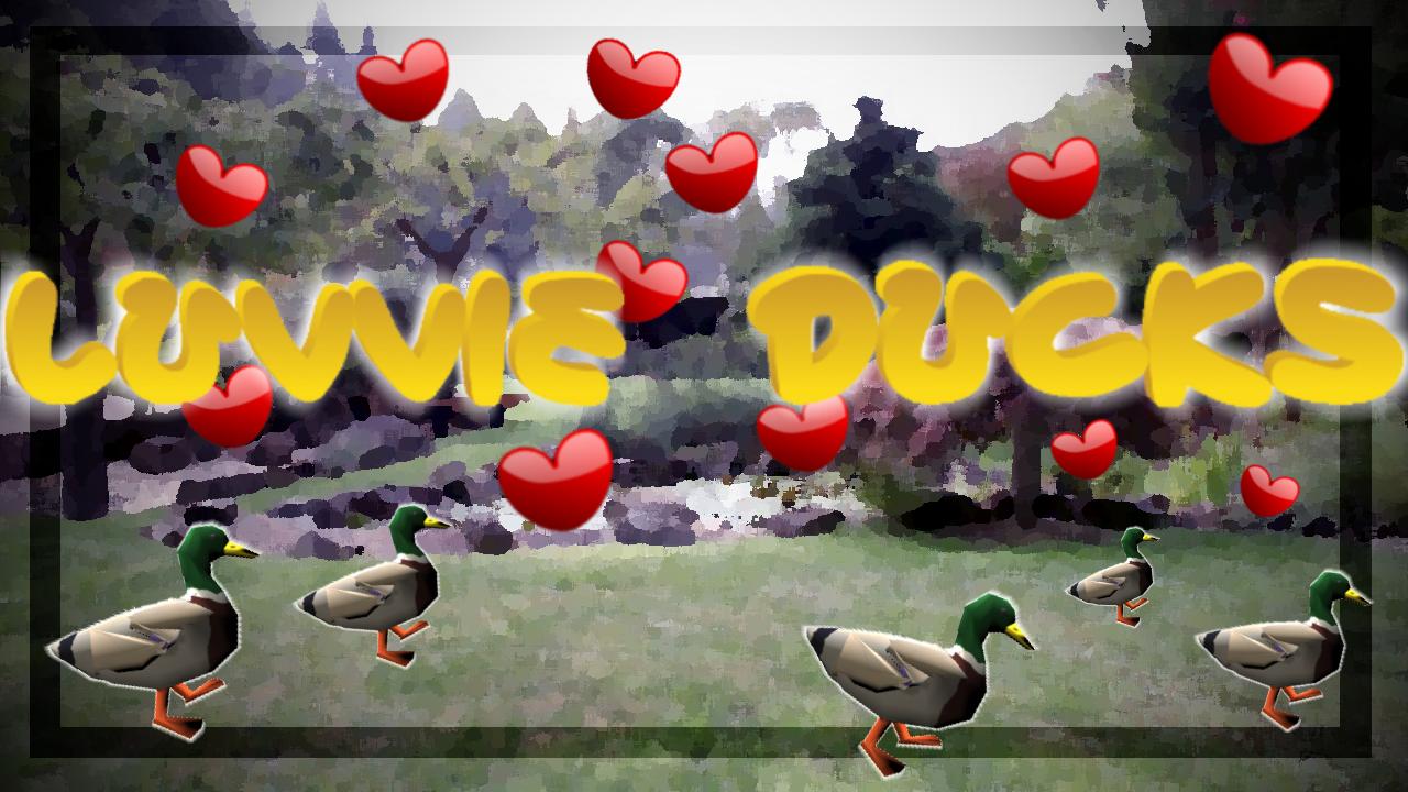 Luvvie Ducks