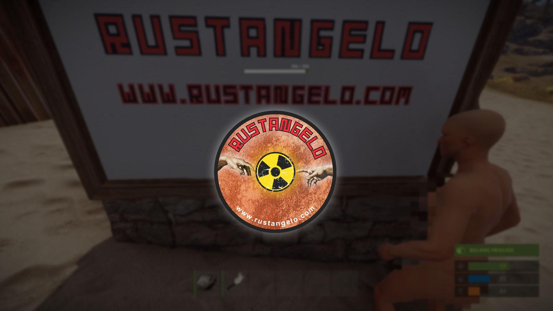 Rustangelo App
