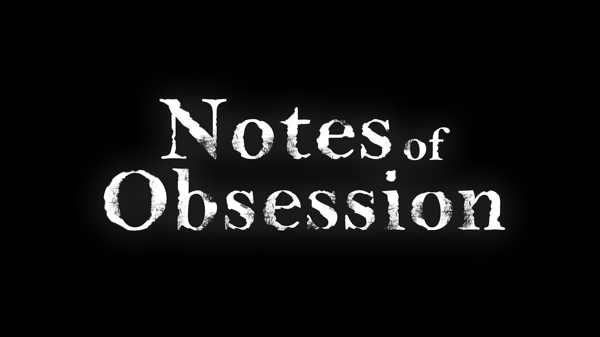 Notes of Obsession by Creaky Stairs