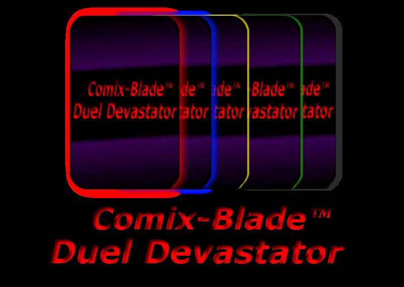 Duel Devastator - Episode 1