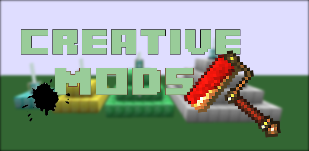 Creative Mods for Minecraft PE