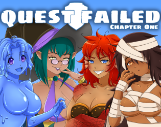 foto de Quest Failed - Chapter One by FrostWorks