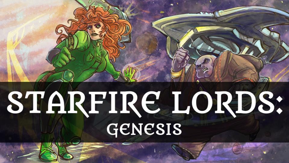 Starfire Lords: Genesis