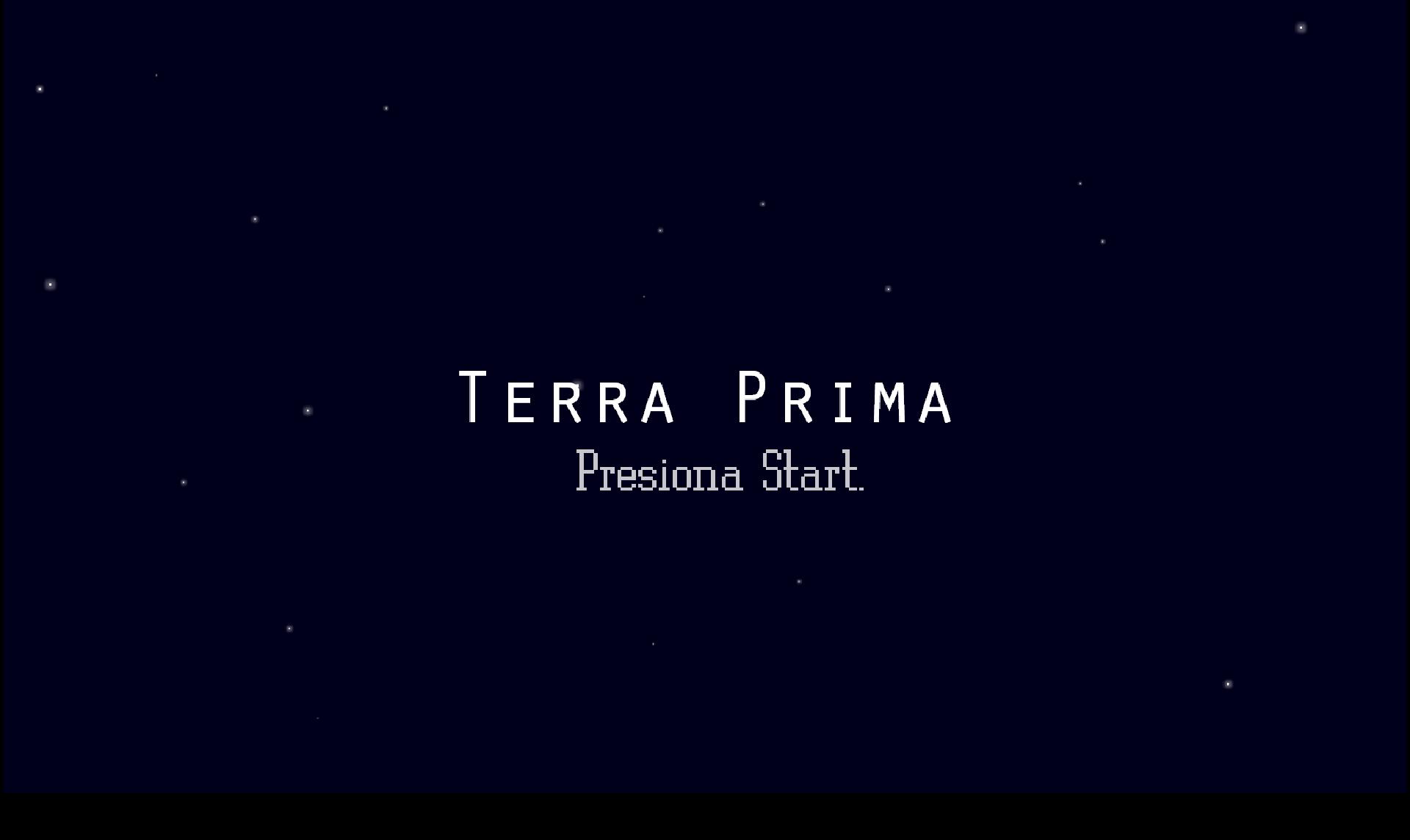 Terra Prima.