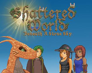 Shattered World: Beneath A Stone Sky Thumbnail