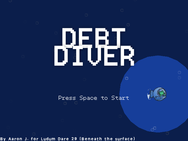 Debt Diver (for LD29)