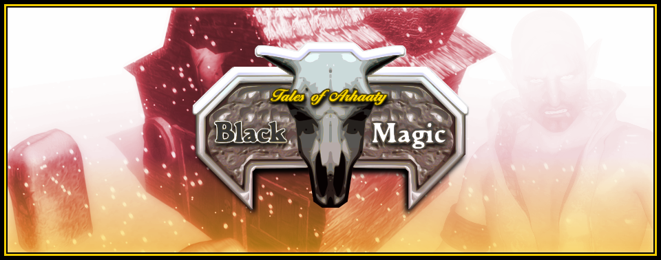 TOA - BLACK MAGIC