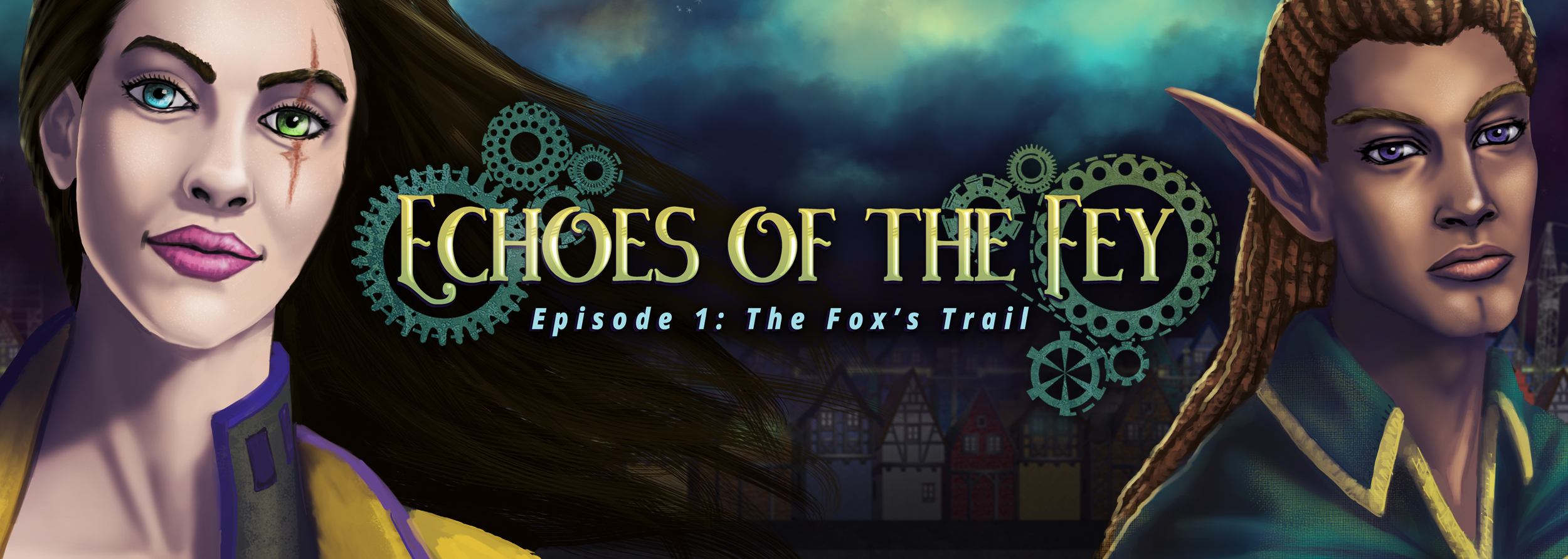 Echoes of the Fey Episode 1: The Fox's Trail