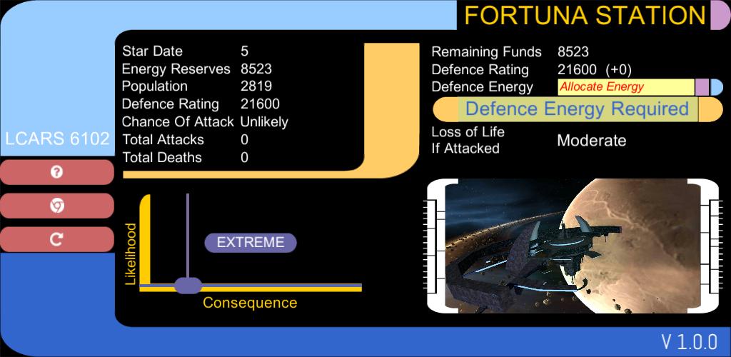 Fortuna Station