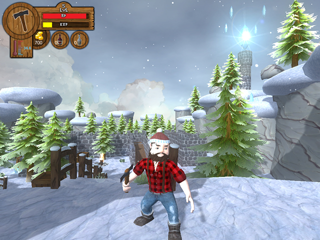 Lumberjack Story