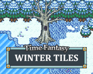 Winter Tiles by finalbossblues