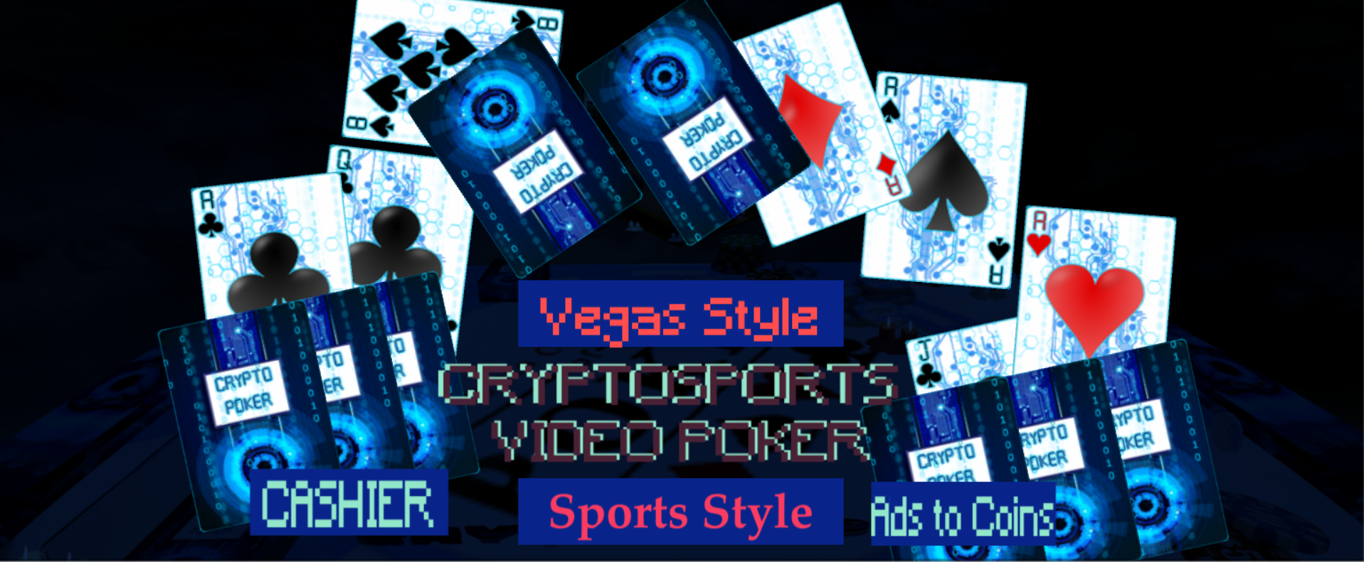Crypto Video Poker