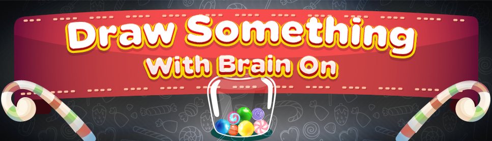 Draw Something With Brain On