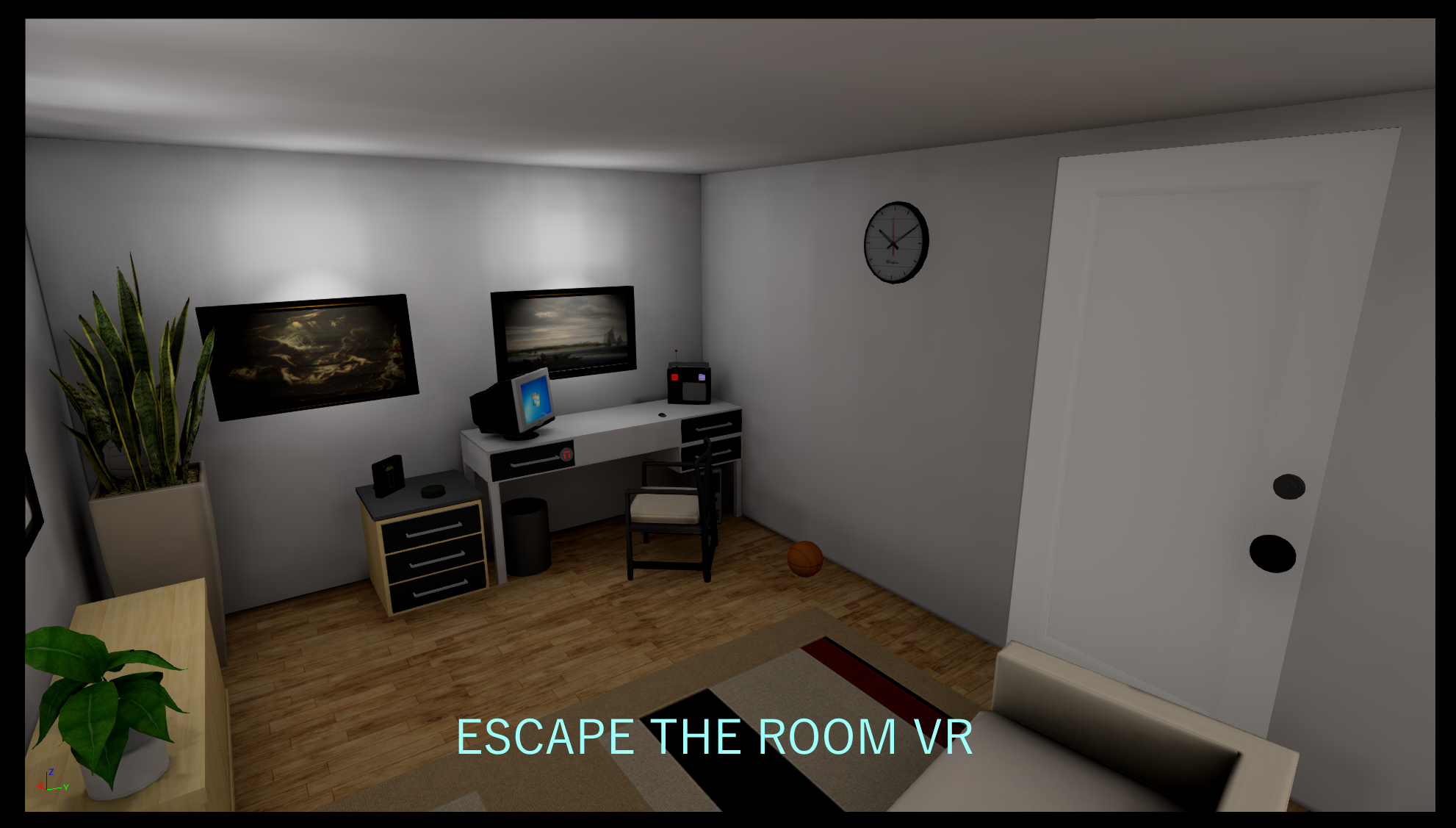 Escape the room vr by crackpotgumption for Escape room gadgets