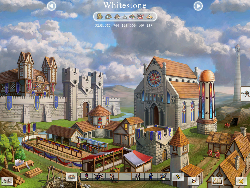 Palm Kingdoms 2 mod apk download for pc, ios and android