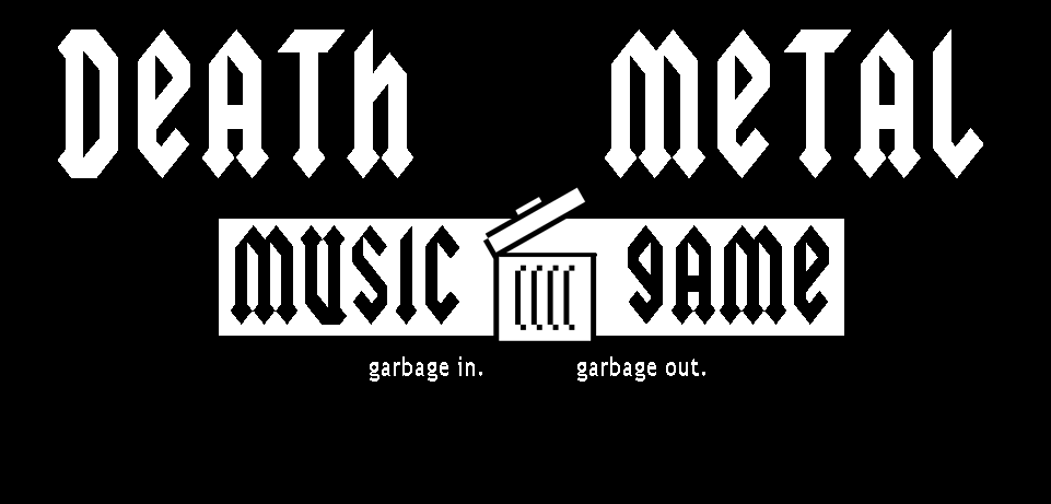 Death Metal Music Game