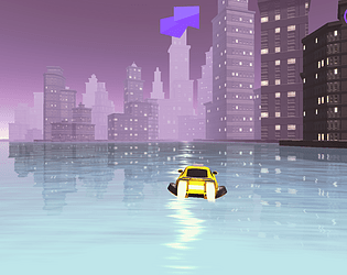 Hover Cabby by Alexander Birke aka Out Of Bounds Games