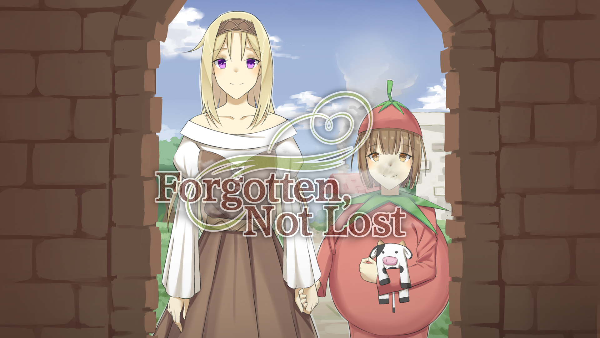 Forgotten,  Not Lost