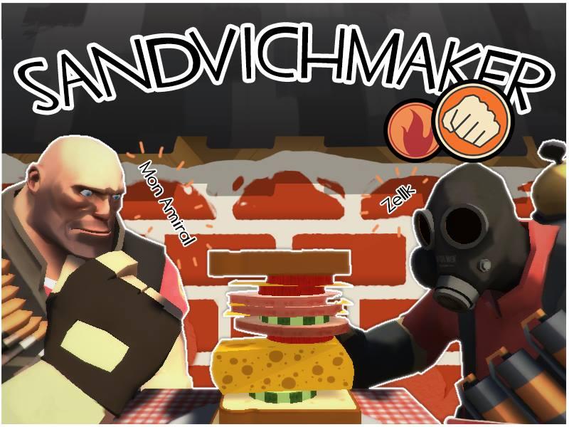 Sandvich Maker By Mon Amiral