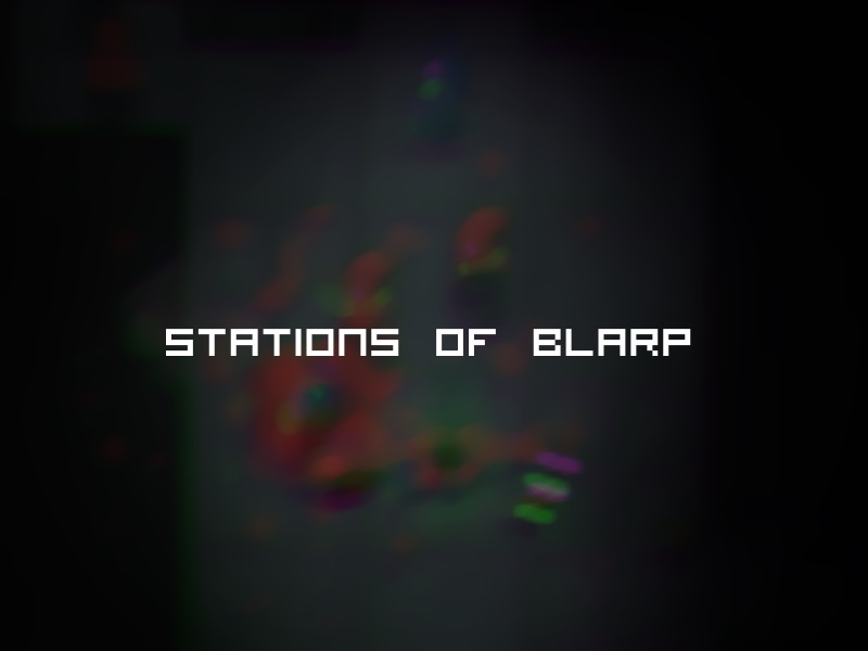 Stations of Blarp