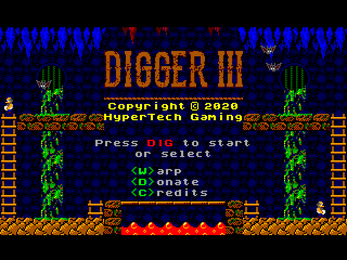 Digger III: The Saint's Ascension