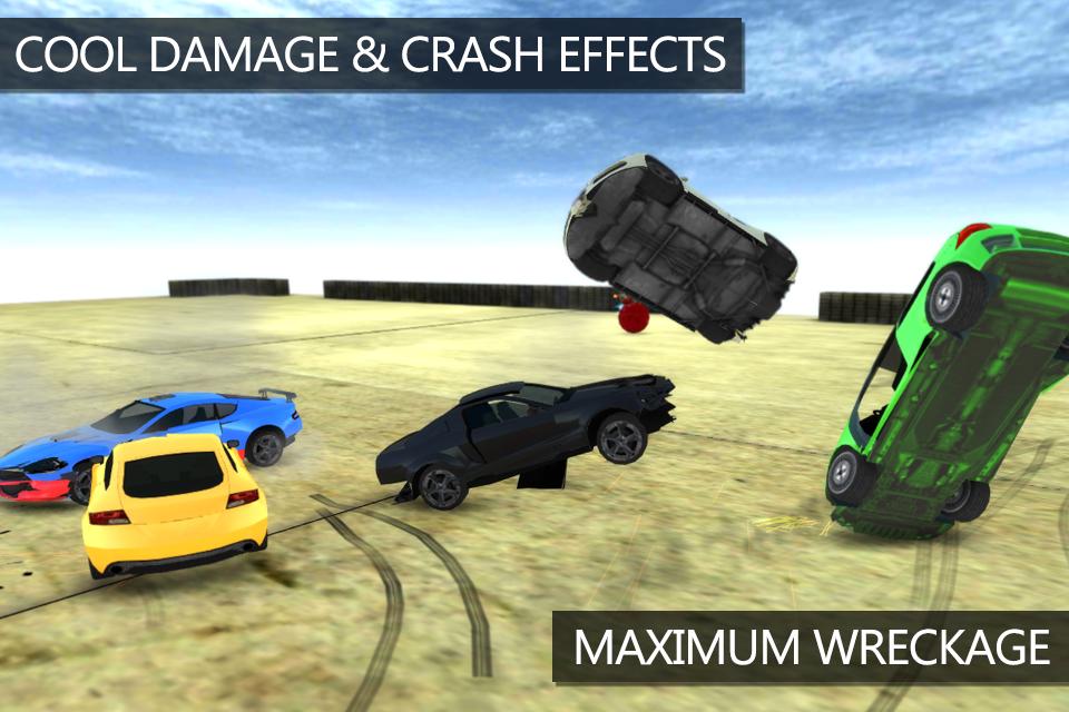 Car Crash Simulator By Gamonaut