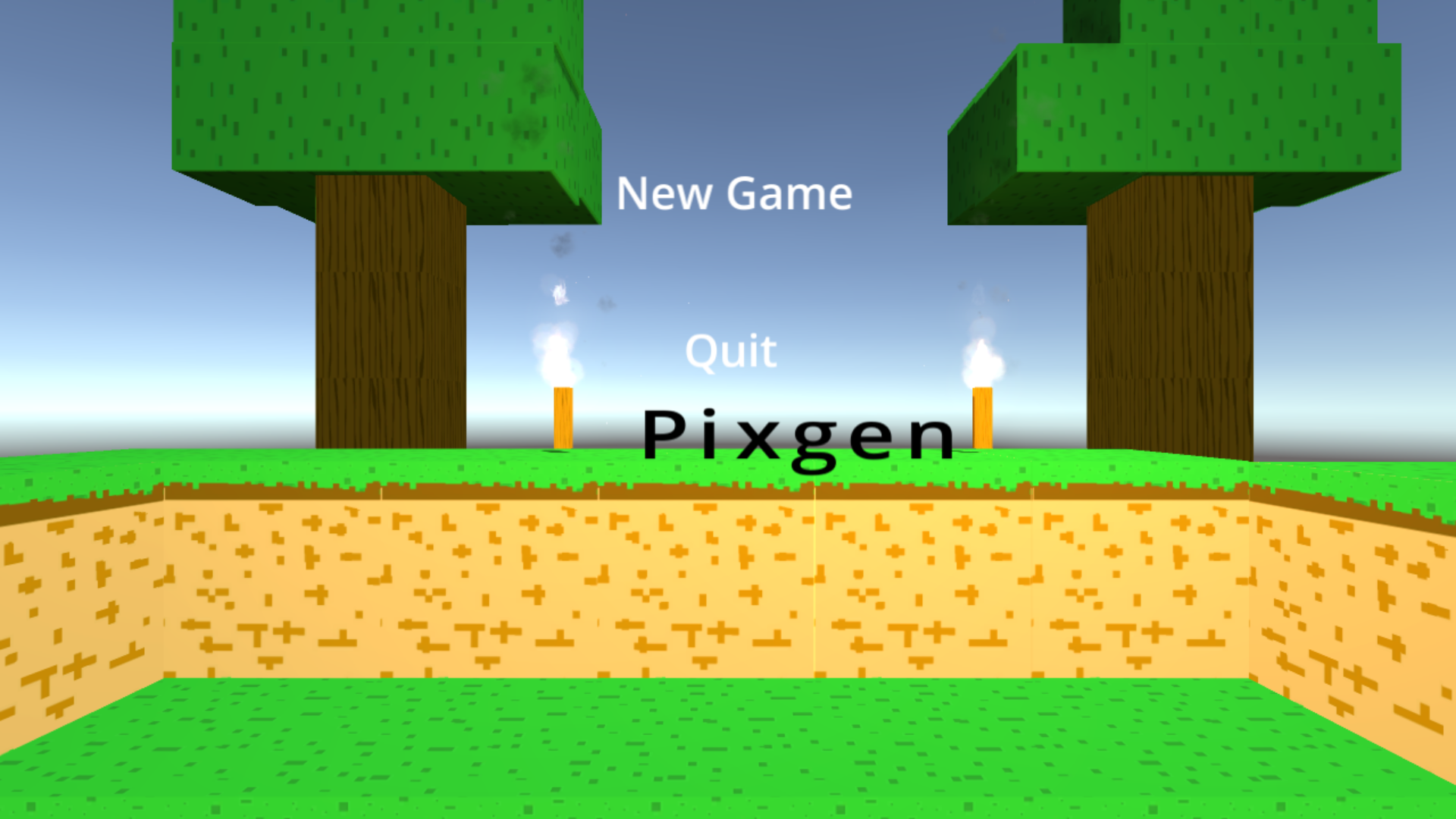 Pixgen Sandbox Building Game