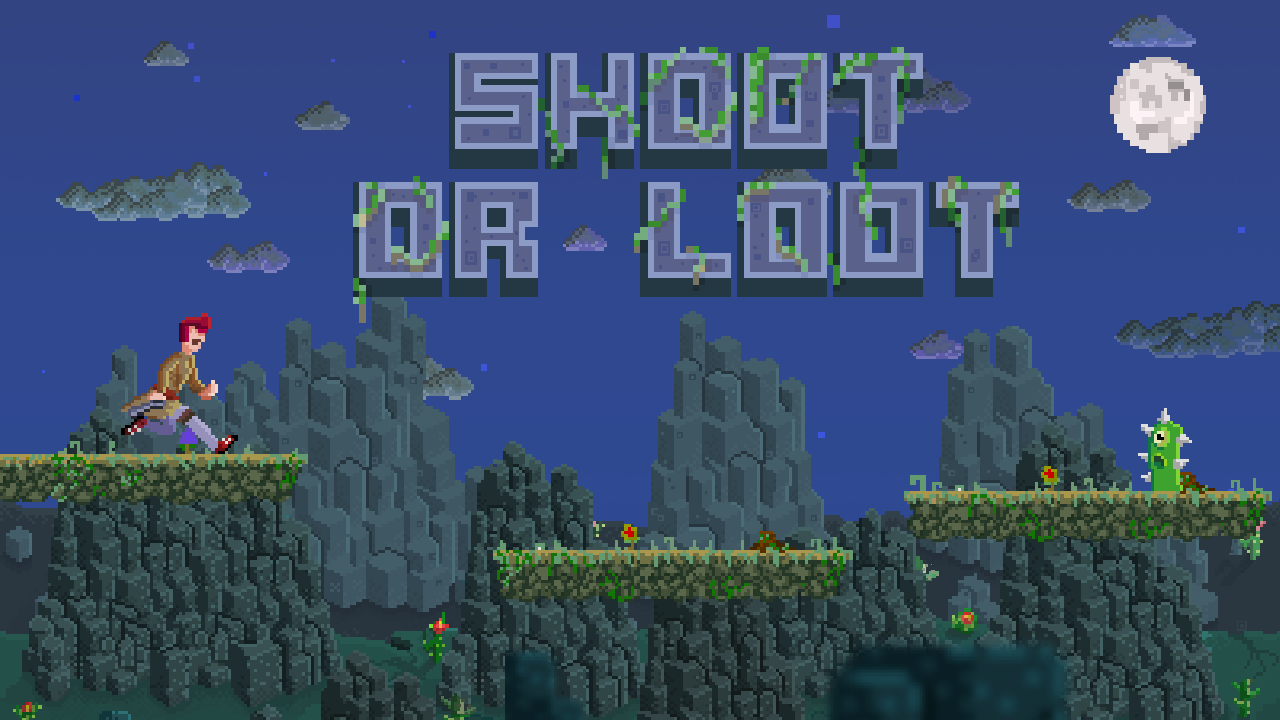 Shoot or Loot