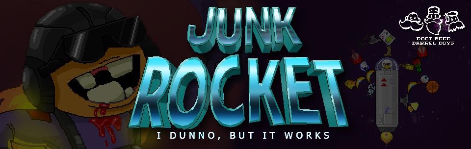 Junk Rocket