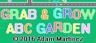 Grab & Grow ABC Garden