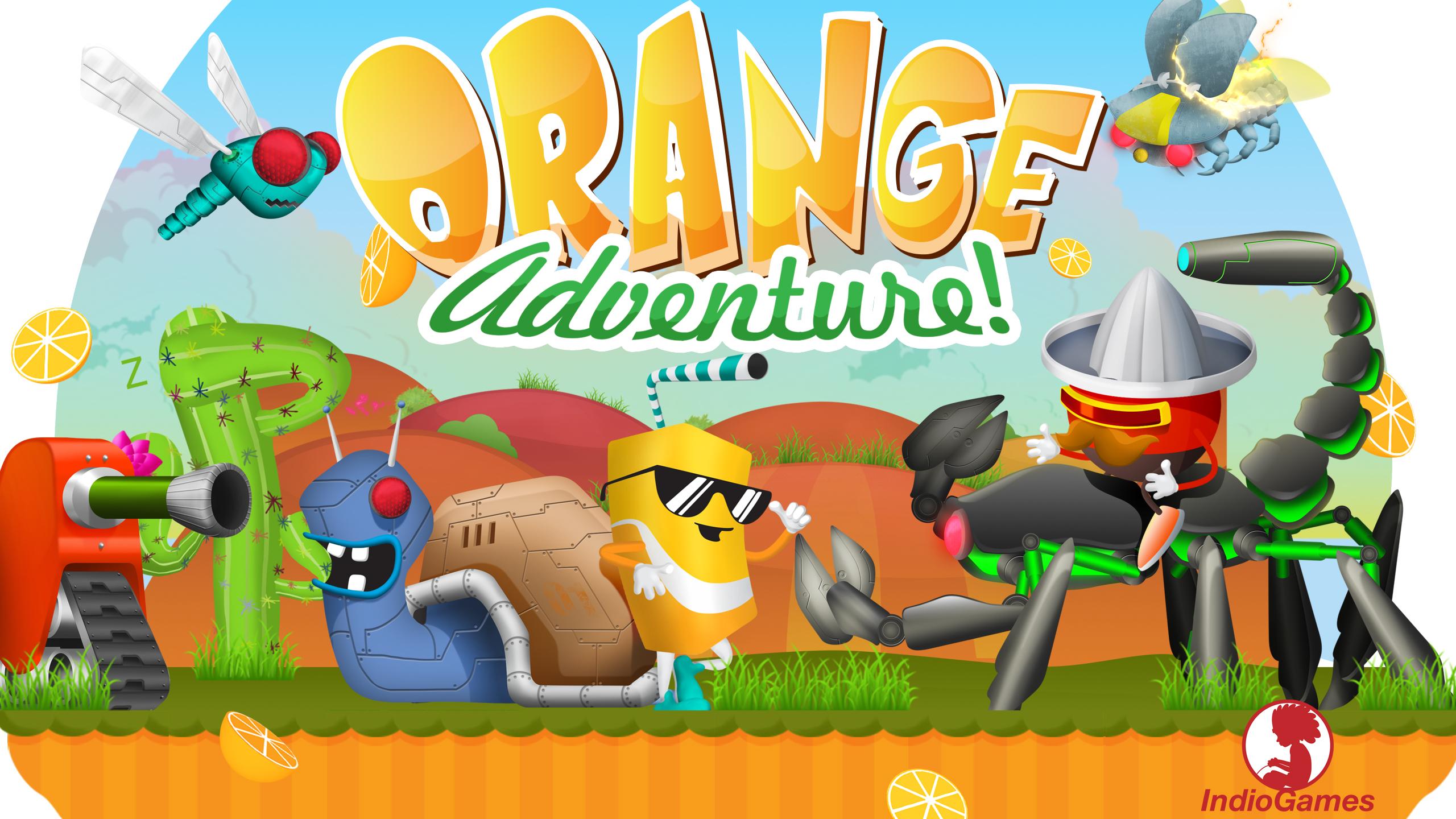 Orange Adventure