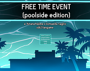 Freetime Event: Poolside Edition [Free] [Visual Novel] [Windows] [macOS]