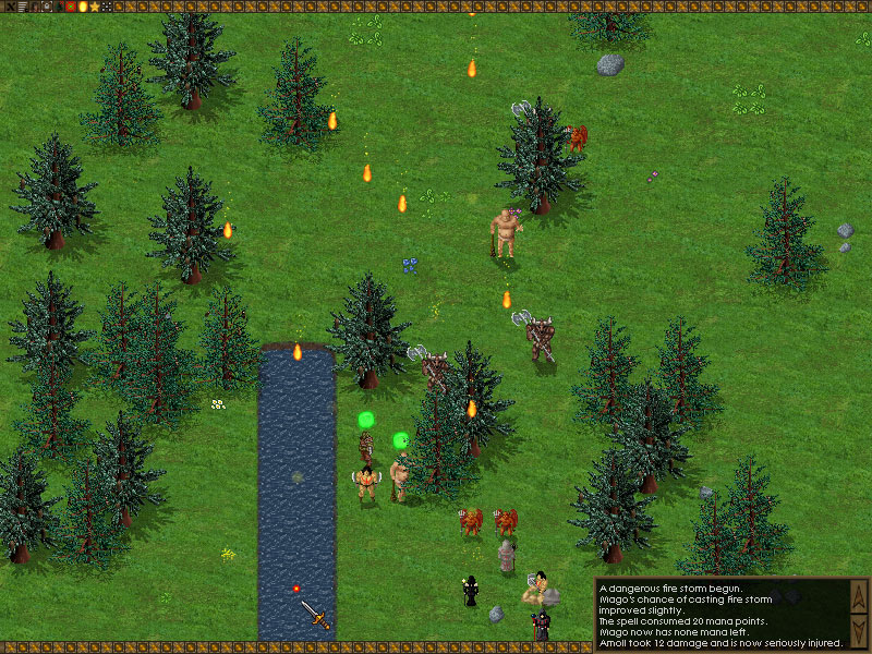 turn based strategy games rpg