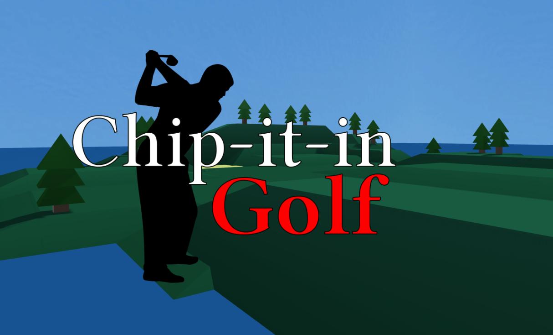 Chip-it-in Golf
