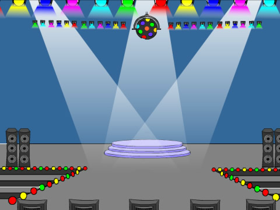 Dancing Simulator
