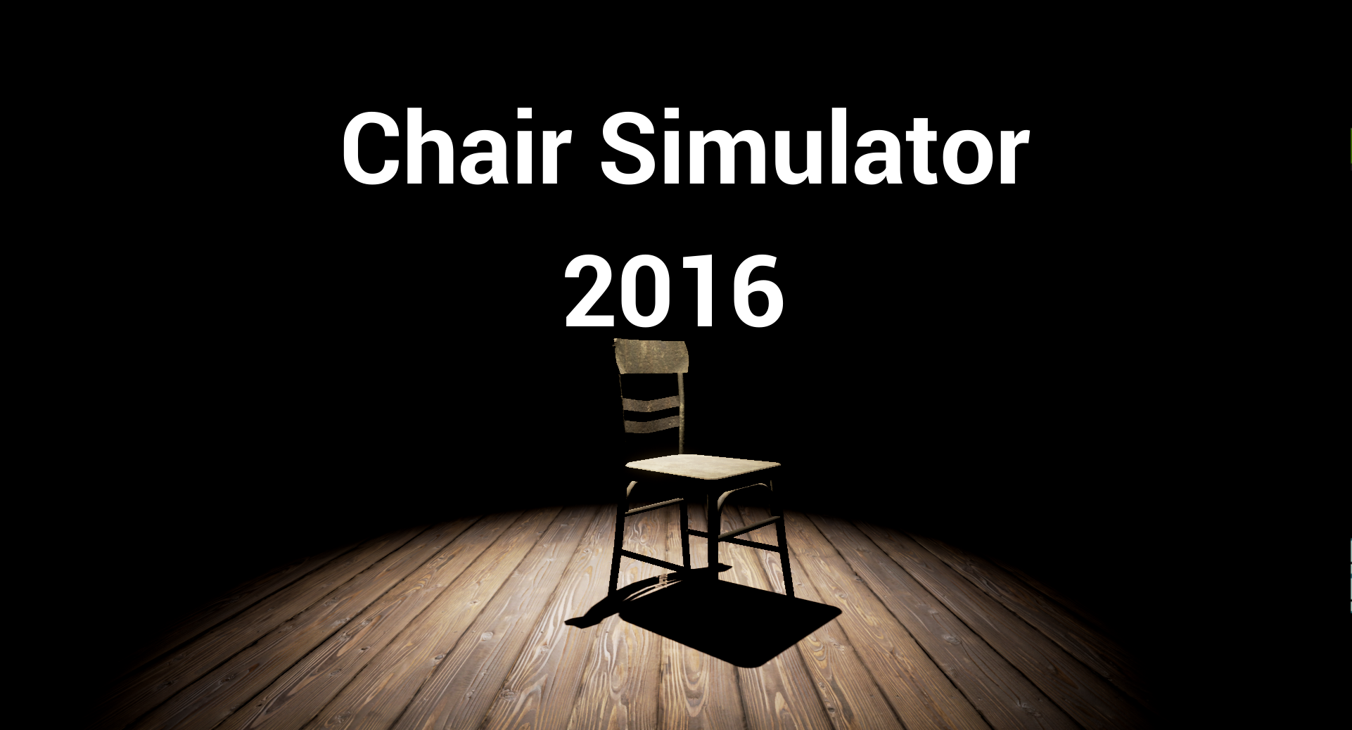 Chair Simulator 2016