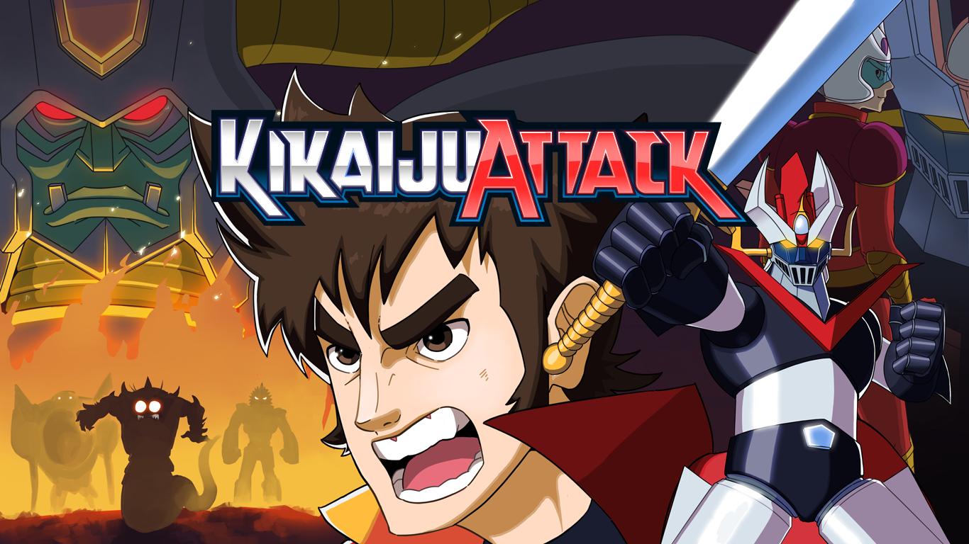 Kikaiju Attack (Mazinger)